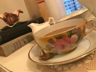 teacup, gypsy, vintage, antiques, teacups