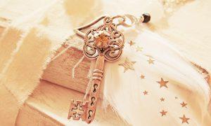 keys, court, heaven, words matter