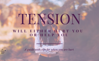 Tension Will Either Hurt You or Help You